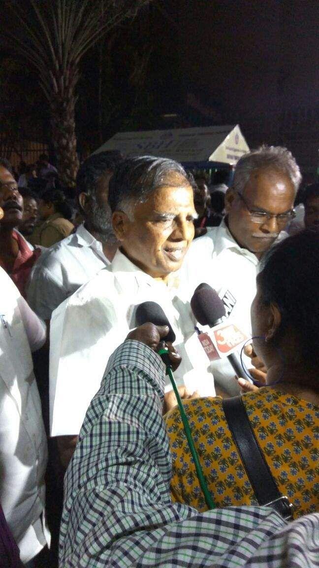 CPM's G Ramakrishna
