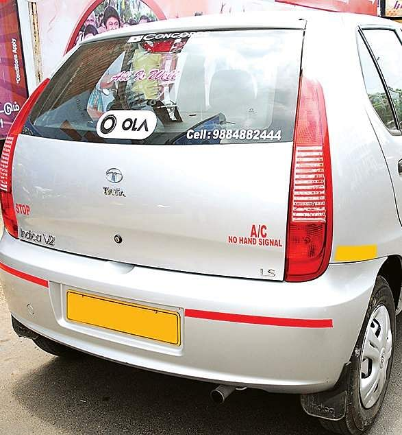 taxi number in bangalore