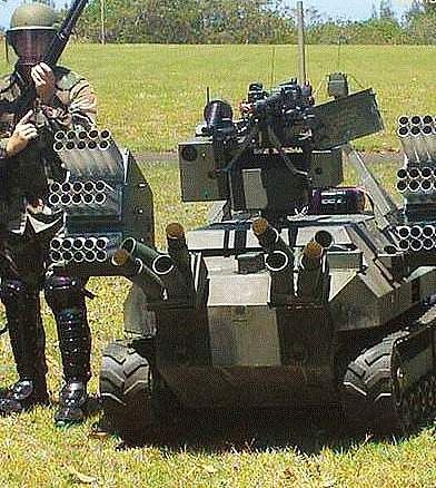 Robots to supply troops in tough terrains- The New Indian Express