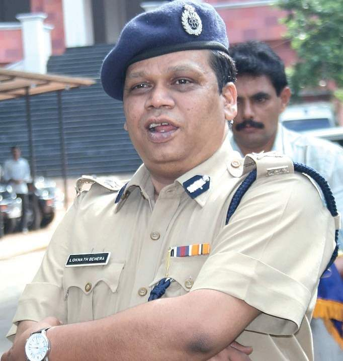 State police chief Loknath Behera allays fears on migrant safety