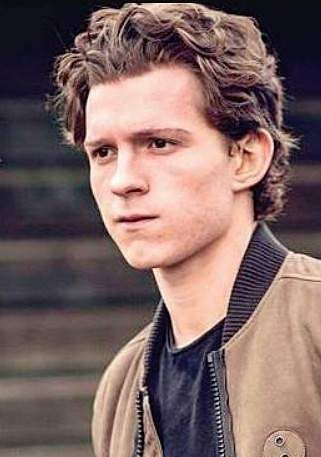 how to get tom holland hair
