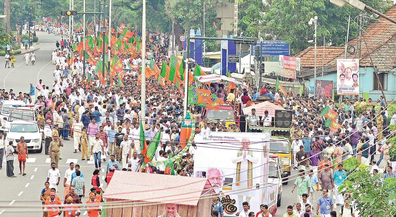 Respond to cadres' killings, CPM tells BJP
