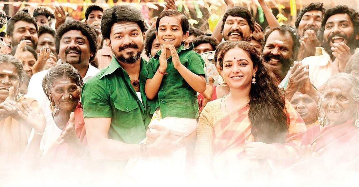 Mersal's success propels Vijay to thank his supporters