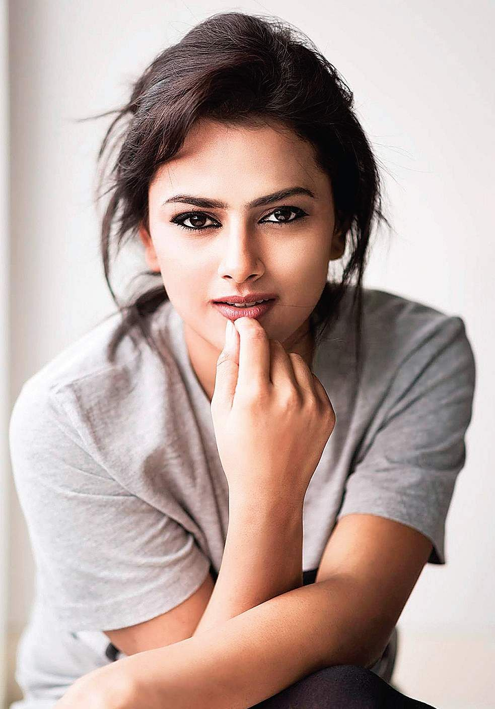 An assault on the senses: 'Yaanji girl' Shraddha Srinath talks about her  upcoming film 'Richie'- The New Indian Express