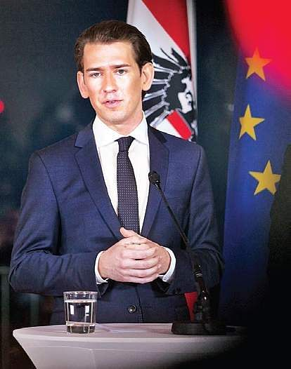 Austria forms government coalition with far-right party