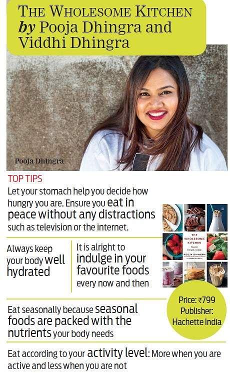 The Wholesome Kitchen Pooja Dhingra Recipes