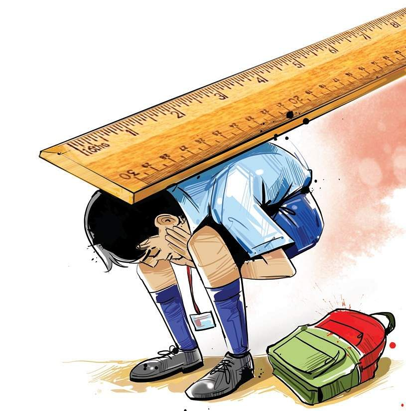 As per a complaint filed by a parent whose son studies in St Aloysius  School in Frazer Town, the physical education teacher allegedly punishes  the students ...