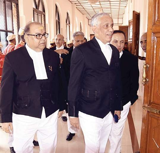 Leaving for Supreme Court, CJ has advice for lawyers