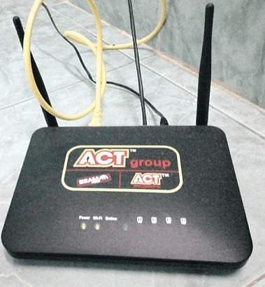 ACT Starts 1 Gbps Wired Broadband Service