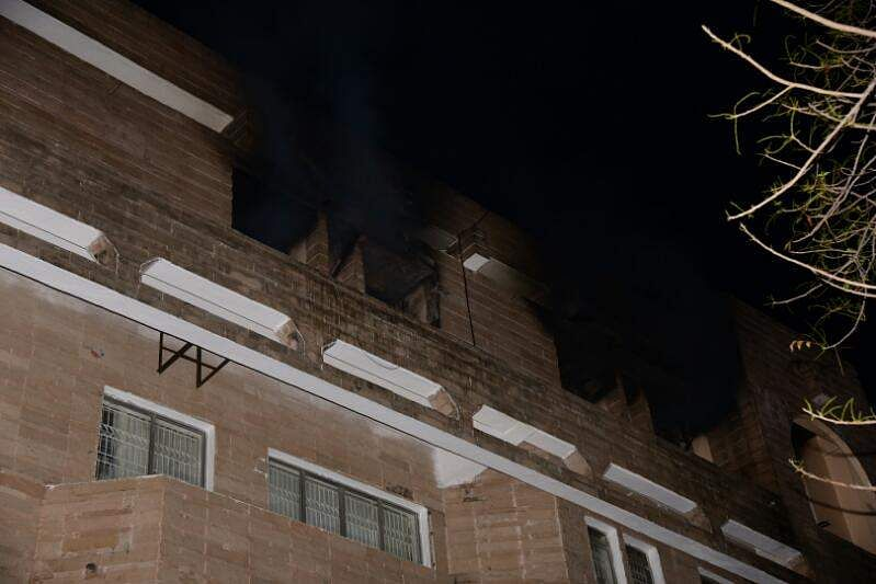 IIT Madras Detail: Fire Breaks Out At IIT Madras, Four Fire Tenders At Spot
