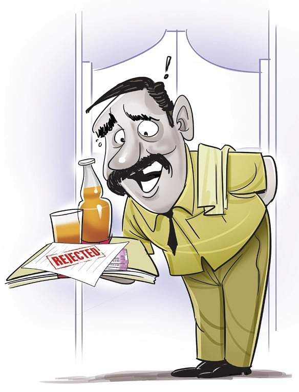 Lure Of Beverage Benefits Turned A Village Officer Into
