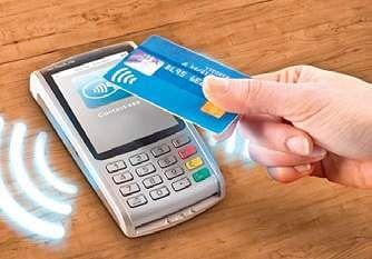 carte bleu sans contact Visa eyes big bucks from 'contactless payments'  The New Indian