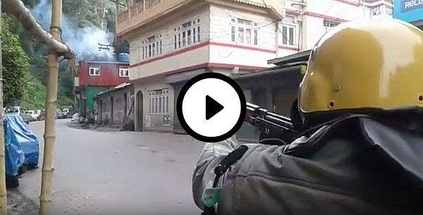 Darjeeling unrest continues, Rajnath Singh appeals peace; Mamata smells conspiracy