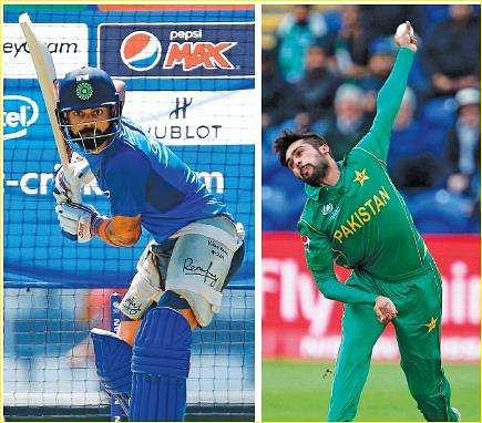 Pakistan pays India back in same coin in Champions trophy final