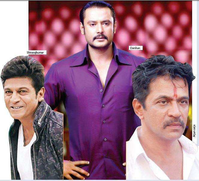 Darshan shares his feeling about working with Arjun Sarja