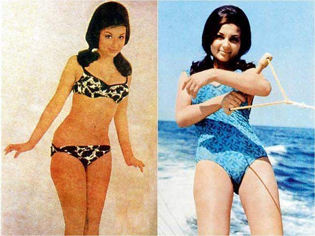 Bikini Tales  From Sharmila Tagore To Taapsee Pannu  And -3582