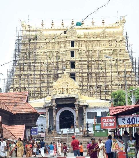 Noted singer KJ Yesudas permitted entry to Sri Padmanabhaswamy Temple