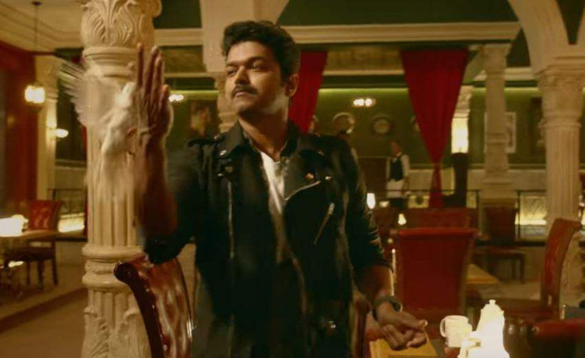 Terrific teaser of Vijay's Mersal