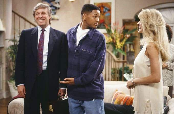 Decoding Trump's Staged Inaugural Speechwriting Photo