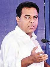 Budvel IT Cluster will create 1 25 lakh jobs: KTR- The New