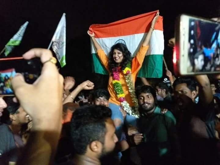 ABVP sweeps University of Hyderabad Students Union election after