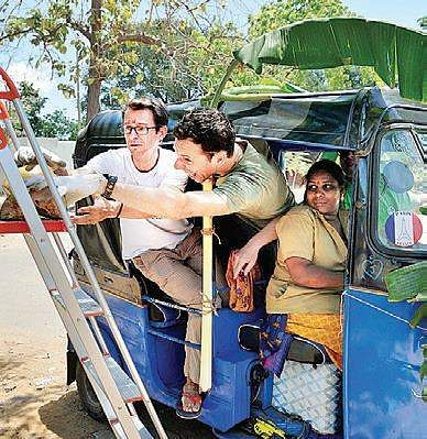 A Tour Of Madras Past In An Auto Rickshaw The New Indian Express