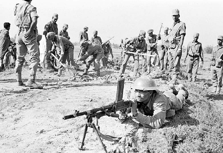 The secret battlefield- The New Indian Express