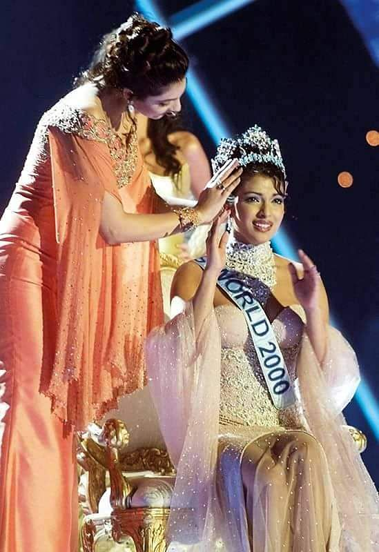 Too Dark Skinned Said A Jury At Miss World 2000 Priyanka S