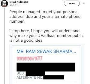 Trai Chief Challenges Hackers With His Aadhaar Number - Moments Later, They Leave Him Embarassed