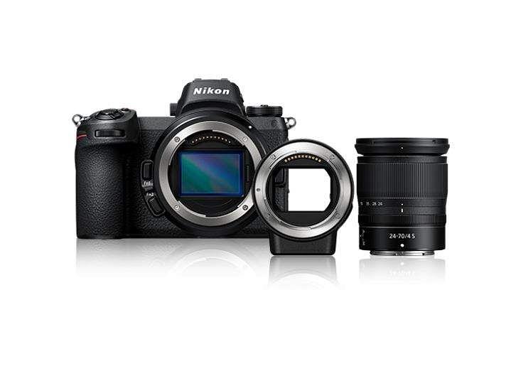 Nikon brings full-frame mirrorless Nikon Z7, Z6 cameras to India ...