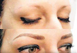 Doctors raise eyebrows at Bengaluru's microblading trend- The New