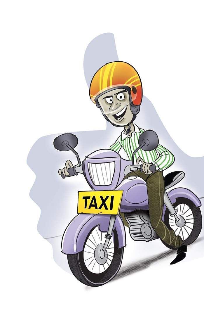 Beware of bike taxi: you may be taken for a ride- The New Indian Express