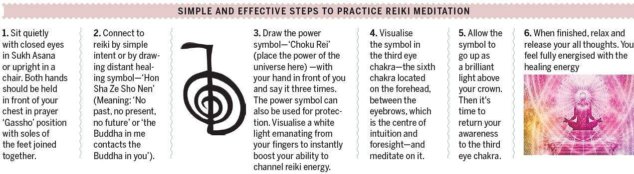 Magical powers of reiki meditation- The New Indian Express