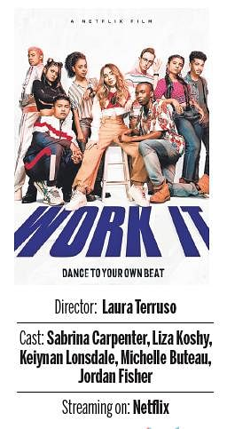 Work It Review A Simple Teenage Dance Drama With A Twist The New Indian Express