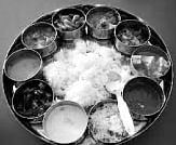 Bengali-Thali
