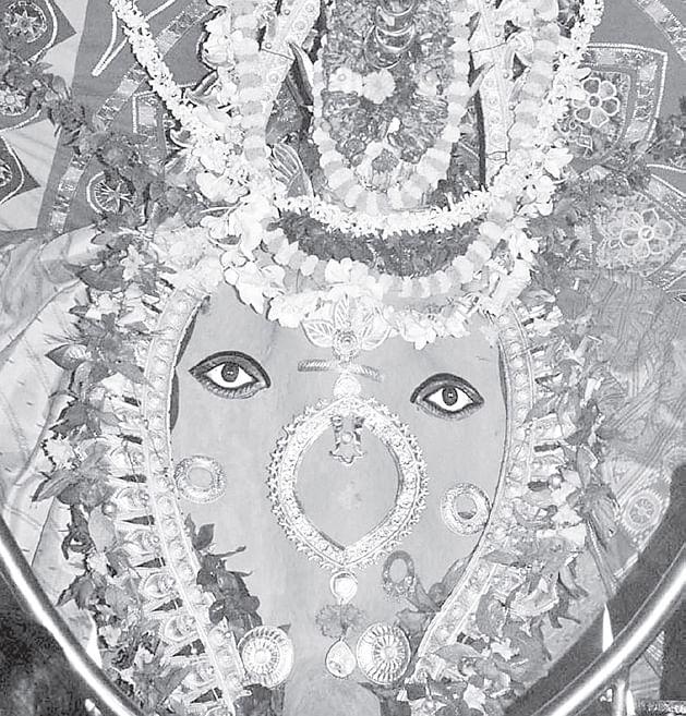 Goddess-Samaleswari
