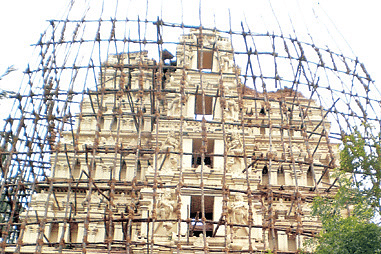 Srisailam-Temple