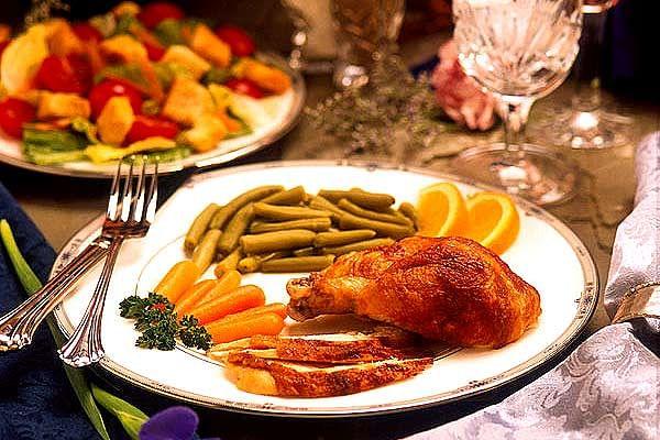 Dinner-W-E