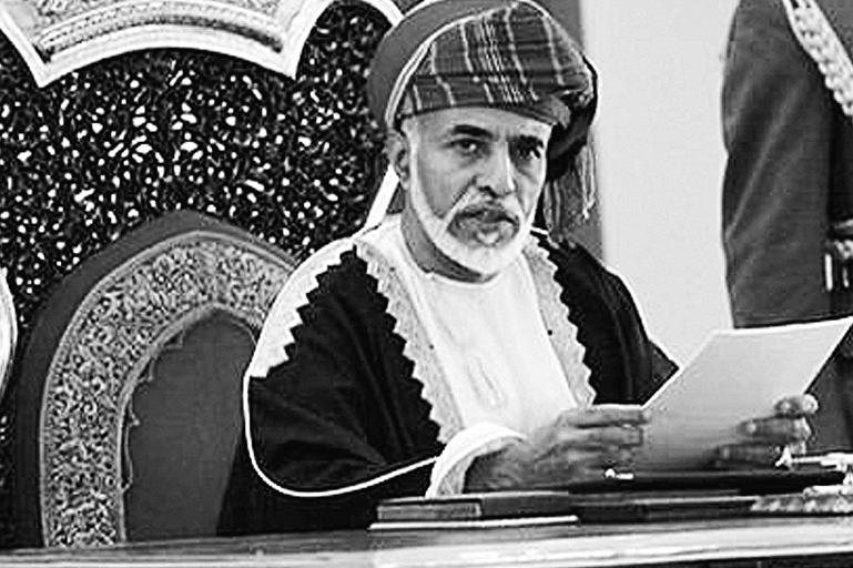 Oman-Sultan