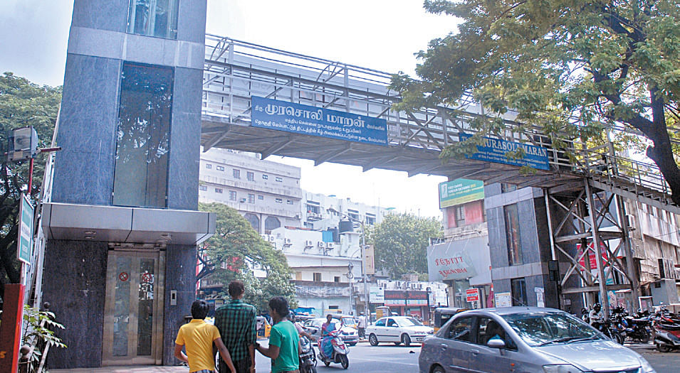 pedestrian-footbridge