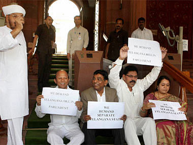 Telangana-MPs-PTI