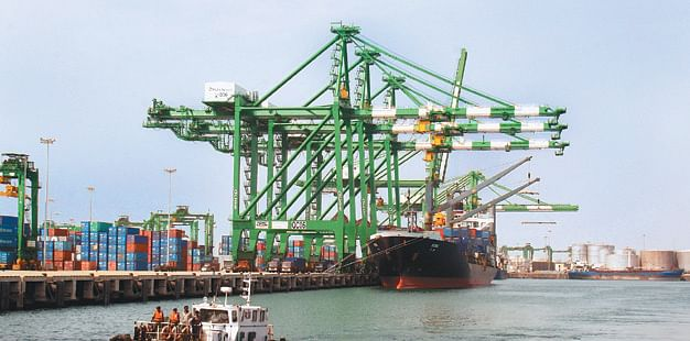 Chennai-port