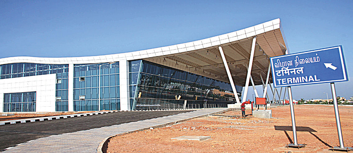 Puducherry-airport-terminal