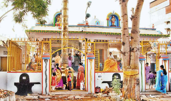 Kashi-Vishweshwara-Swamy