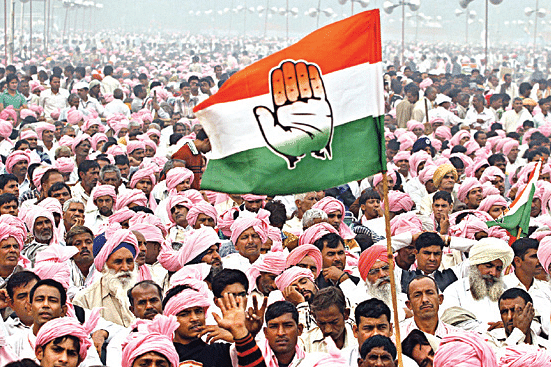 Congress-rally