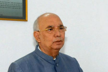 Governor---Bhardwaj---PTI