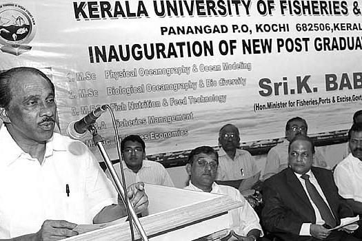 Fisheries-Studies
