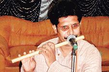 Flautist-Ganesh-K-S
