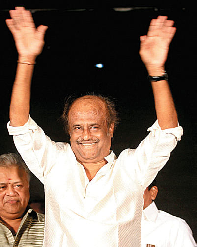 Superstar-Rajinikanth
