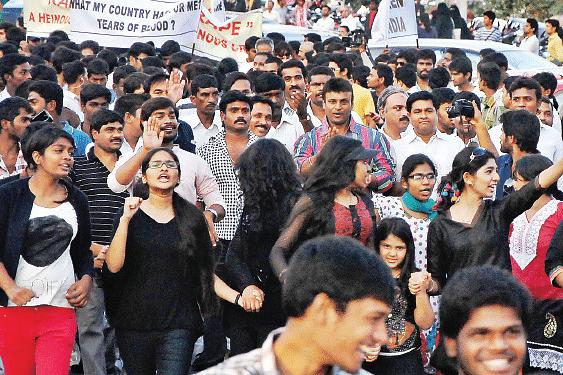 Delhi-protests